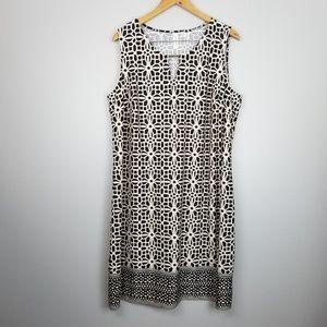 Tacera | Sleeveless Stretchy Dress